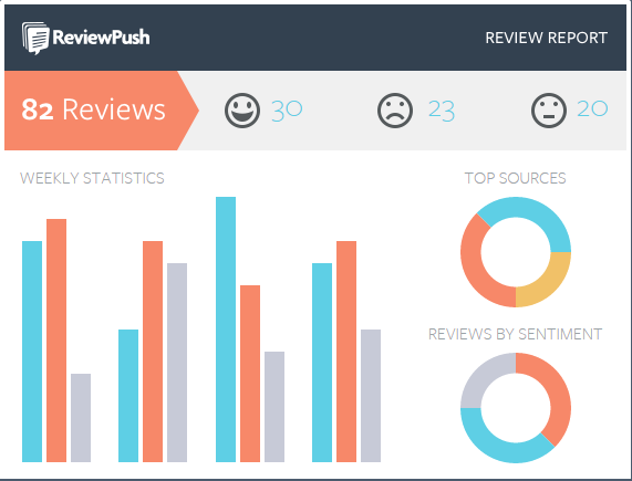 Review push report