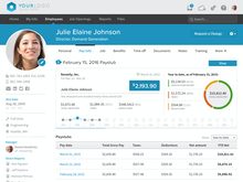 BambooHR Software - BambooHR Employee Pay Info