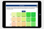Talent Successor screenshot: Talent grid reports rate where employees are in terms of performance and potential, charting their suitability for career progression