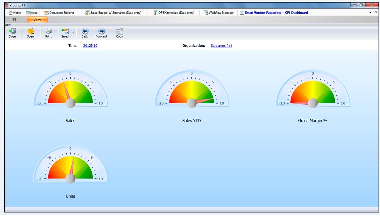 Prophix Software - Profitability analysis