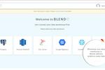 Blendo screenshot: Analytics ready data for your data warehouse