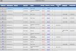PrognoCIS screenshot: PrognoCIS EHR billing interface