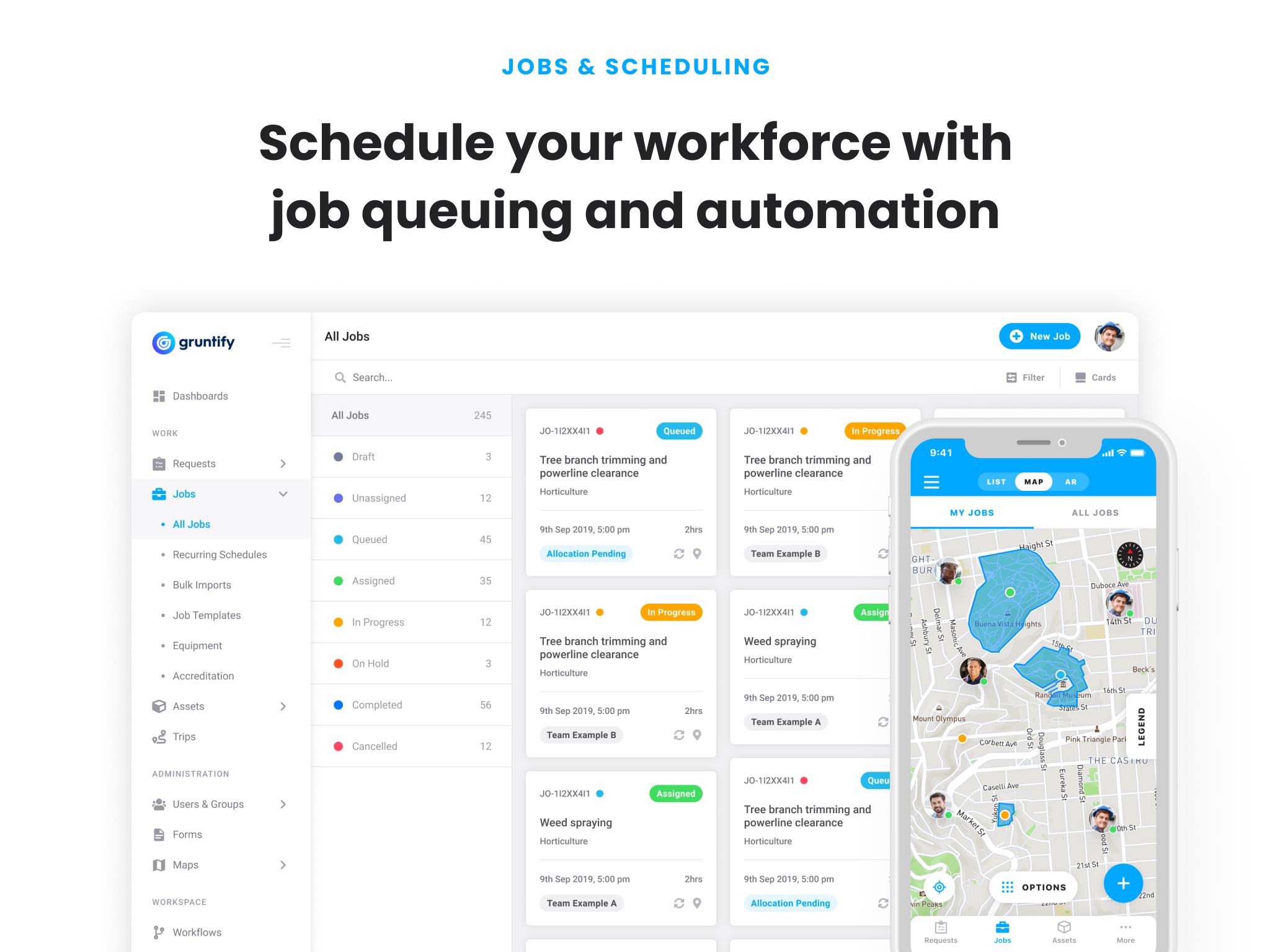 Jobs & Scheduling
