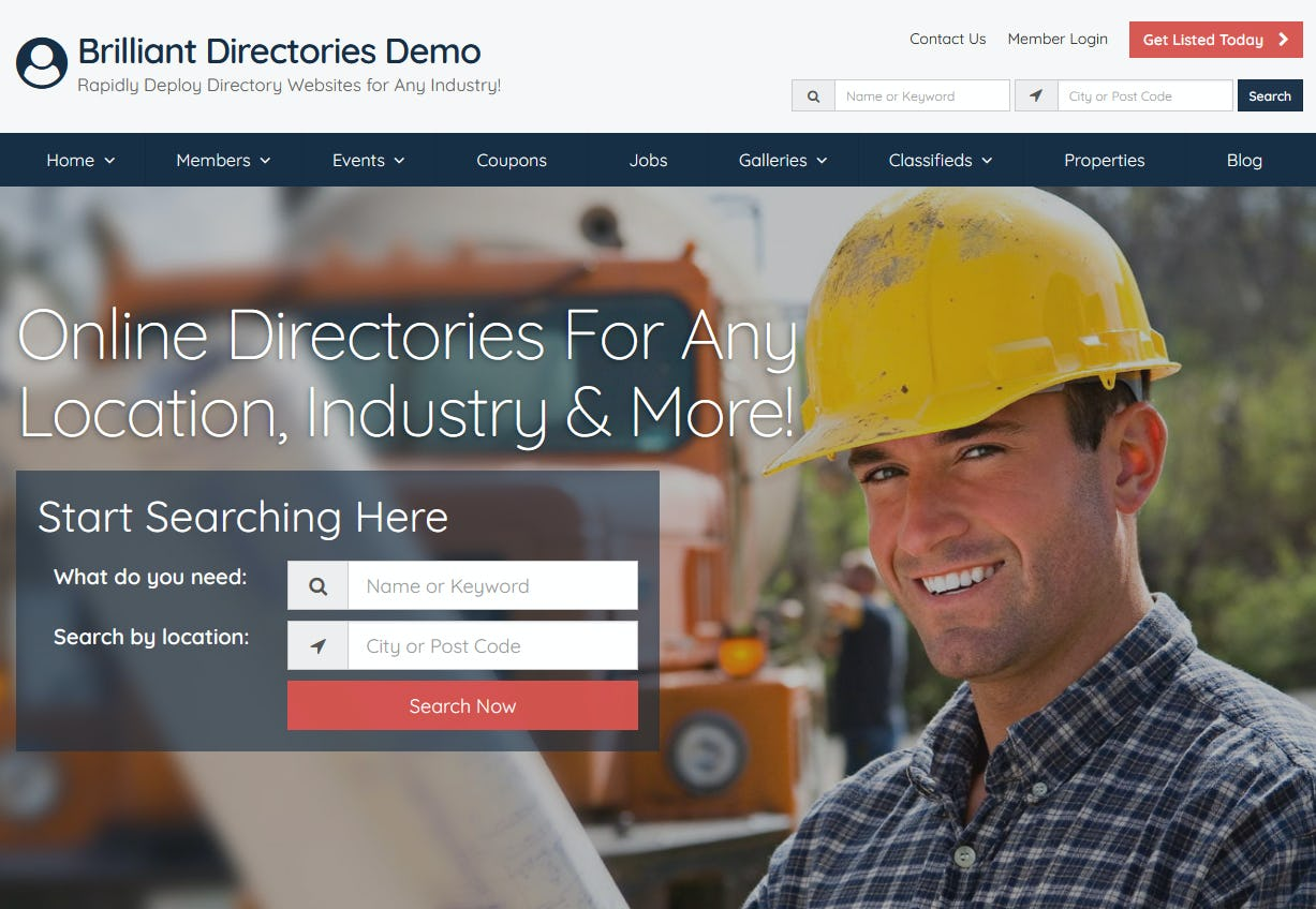 Brilliant Directories Software - Simple Setup and Easy to Use