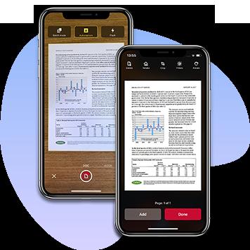 ABBYY FineReader PDF 15 mobile app