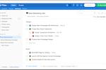Flow screenshot: Powerful task management