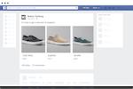 Nosto screenshot: Post-purchase engagement on Facebook.