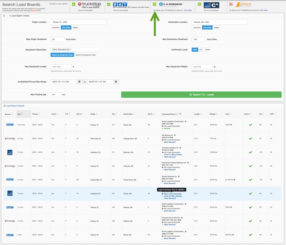 AscendTMS Logistics Software Software - 4