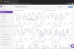 LogRocket screenshot: LogRocket regression monitoring