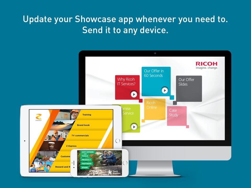 Showcase Workshop Software - 3