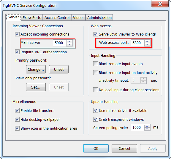 TightVNC Software - 3