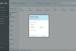 Captura de pantalla de YArooms: Quick book rooms online from the calendar
