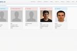 Membership Integrity System screenshot: Membership Integrity System check-in screen