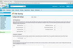 Infer screenshot: Infer settings and configuration in Salesforce