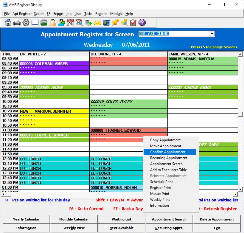 AMS Ultra Charts Software - 5