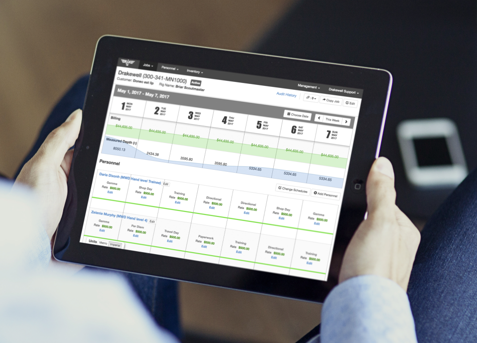 Track hours worked, keep employee records, manage pay rates and overall personnel utilization