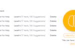 CommBox screenshot: CommBox define intents screenshot