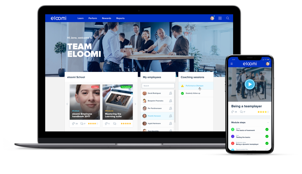 eloomi Software - 1