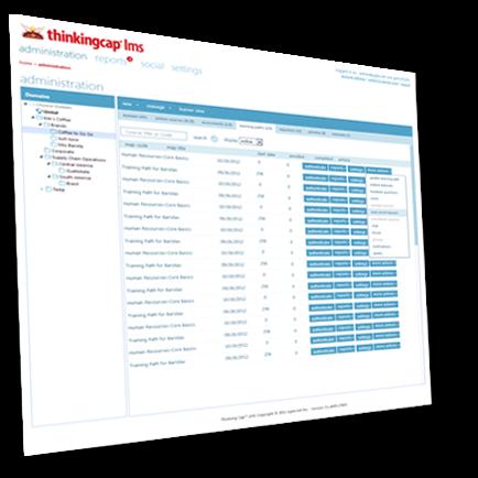 ThinkingCap LMS Software - 4