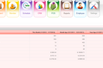 iGo Figure screenshot: The iGo Figure dashboard allows users to view their KPIs