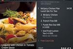 Eats365 screenshot: