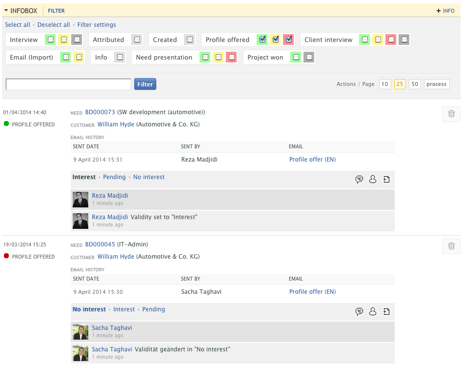 Unatrix Software - Infobox