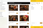Capture d'écran pour LimeTray : With LimeTray, users can add images to their menus
