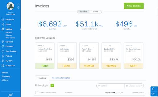 Invoices