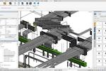 SysQue screenshot: SysQue electrical construct
