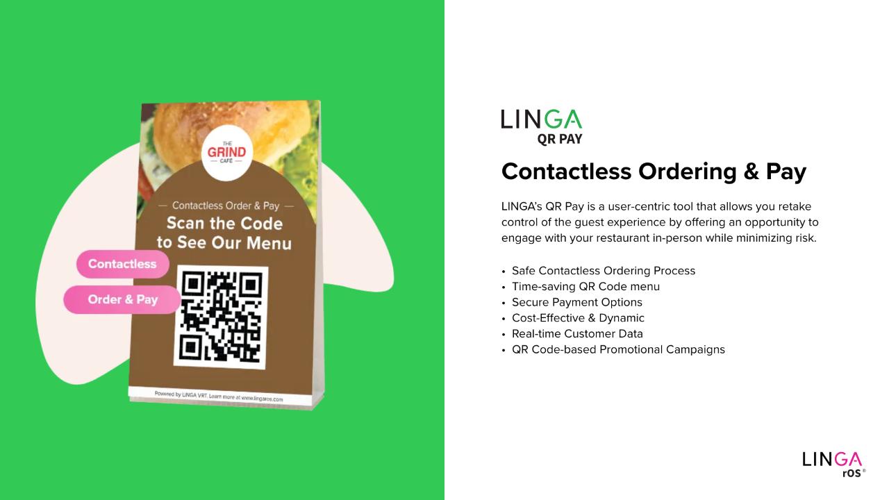 Linga rOS System Software - 3