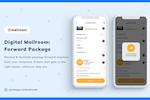 Capture d'écran pour PackageX Mailroom : Digital Mailroom Automation Software