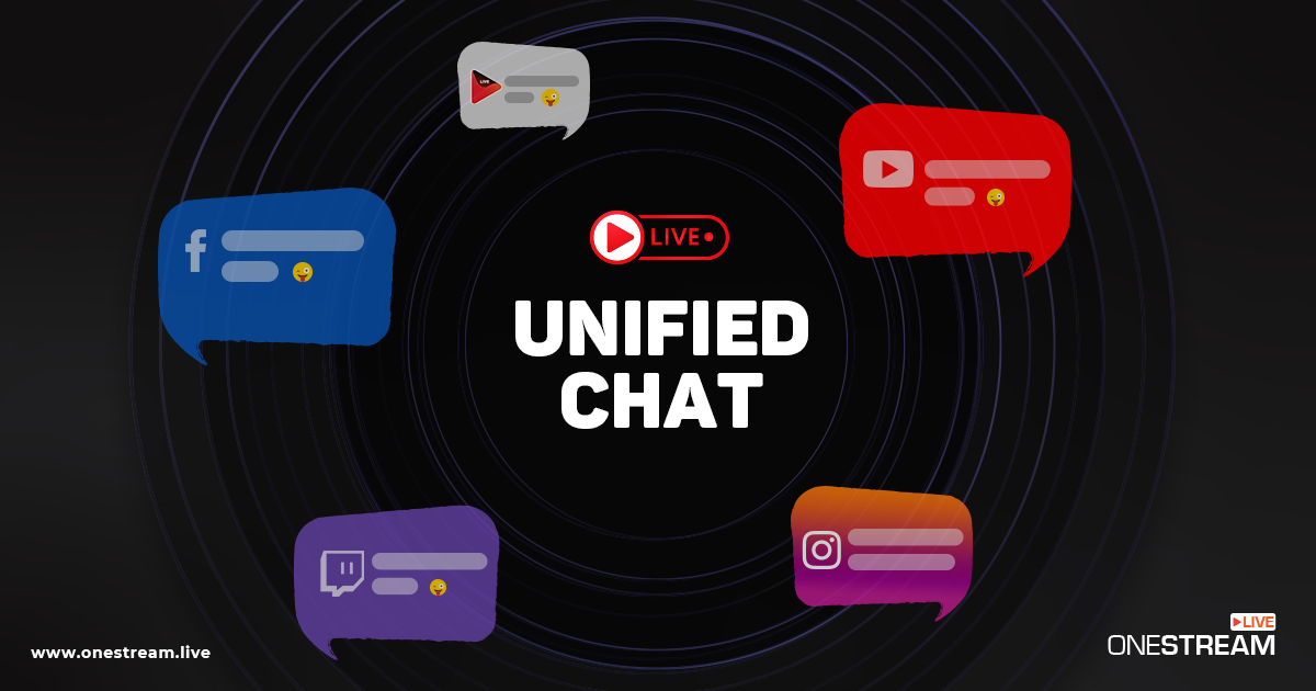 Unified Live Chat - All your chats at one place.