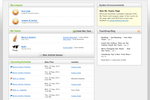 TeamSnap screenshot: TeamSnap enables users to view all of their teams in one place