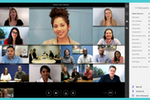 Capture d'écran pour Lifesize : Send a meeting or calendar invite to anyone inside or outside the organization