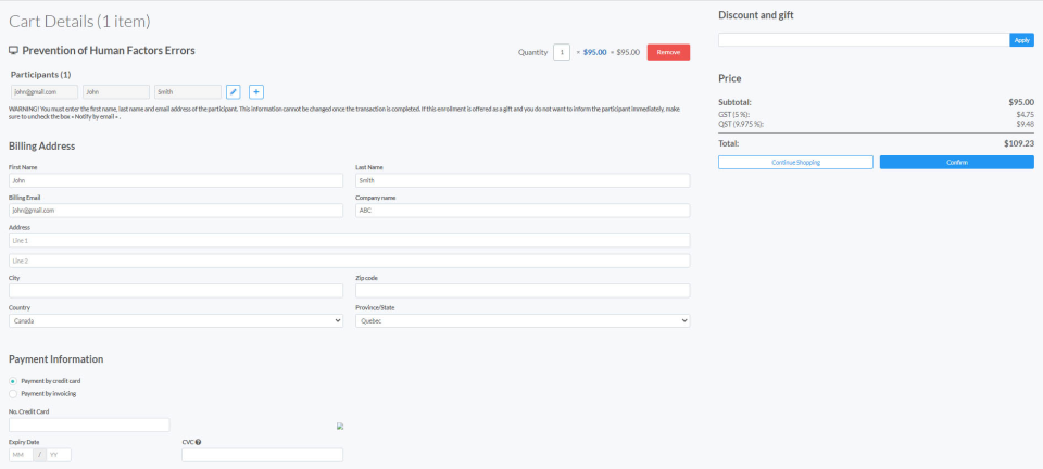 uxpertise LMS Software - 5