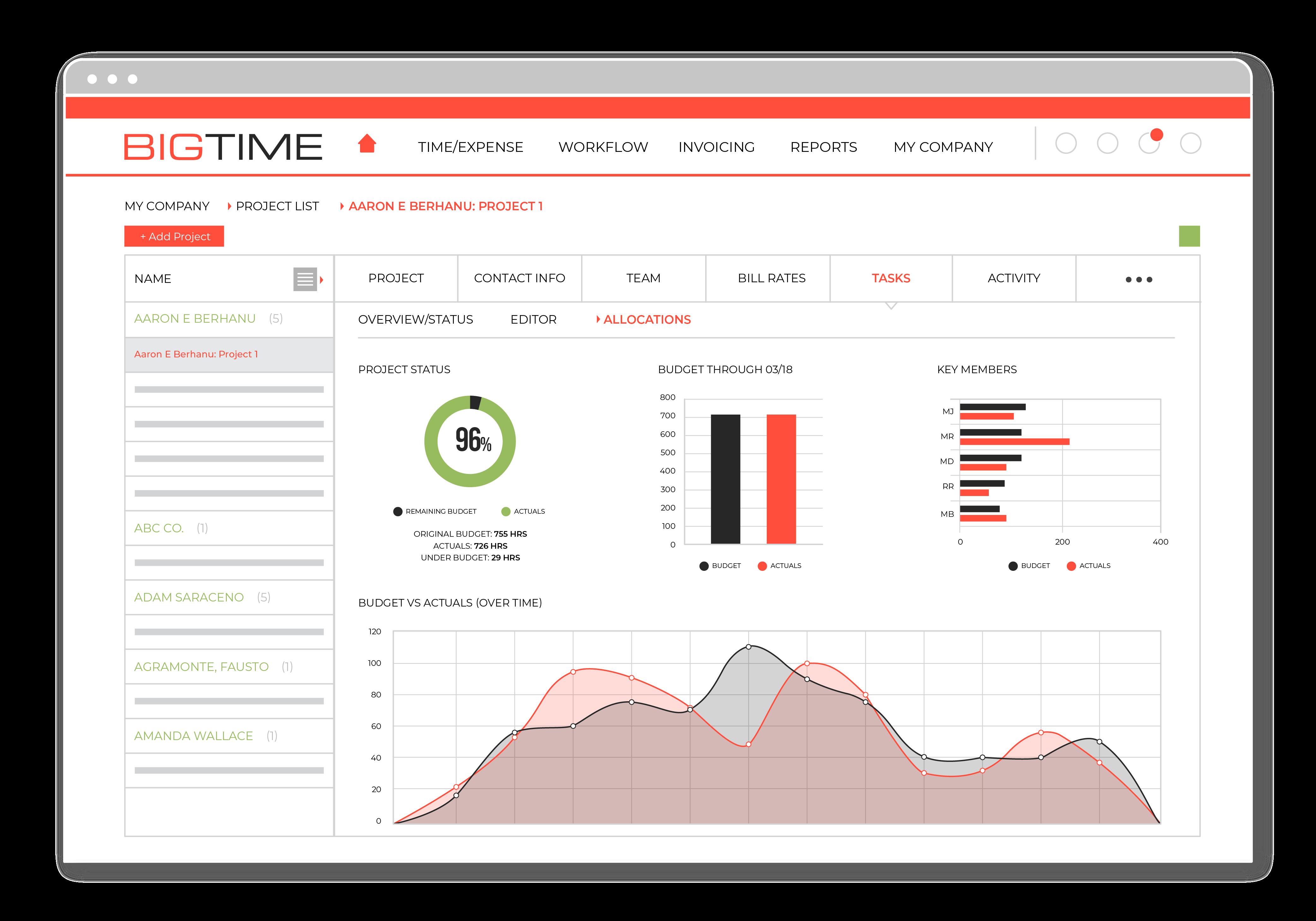 BigTime Software - 4