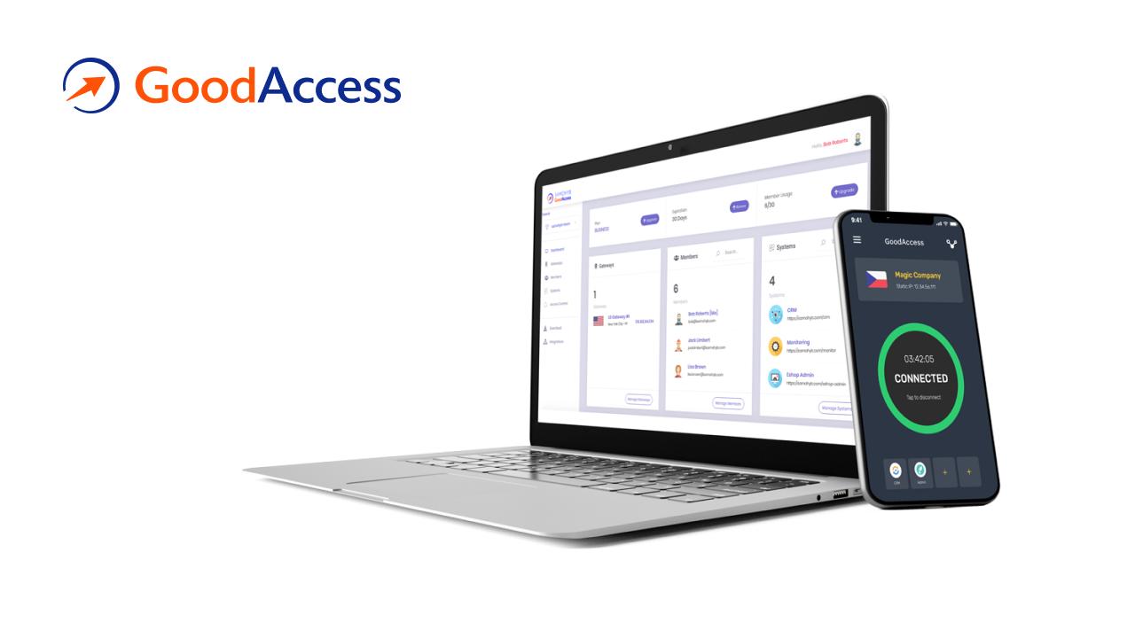 GoodAccess Software - 1