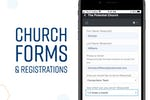 ChurchTrac Software - Church Forms & Registrations