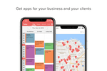 Vagaro screenshot: Apps for business and clients