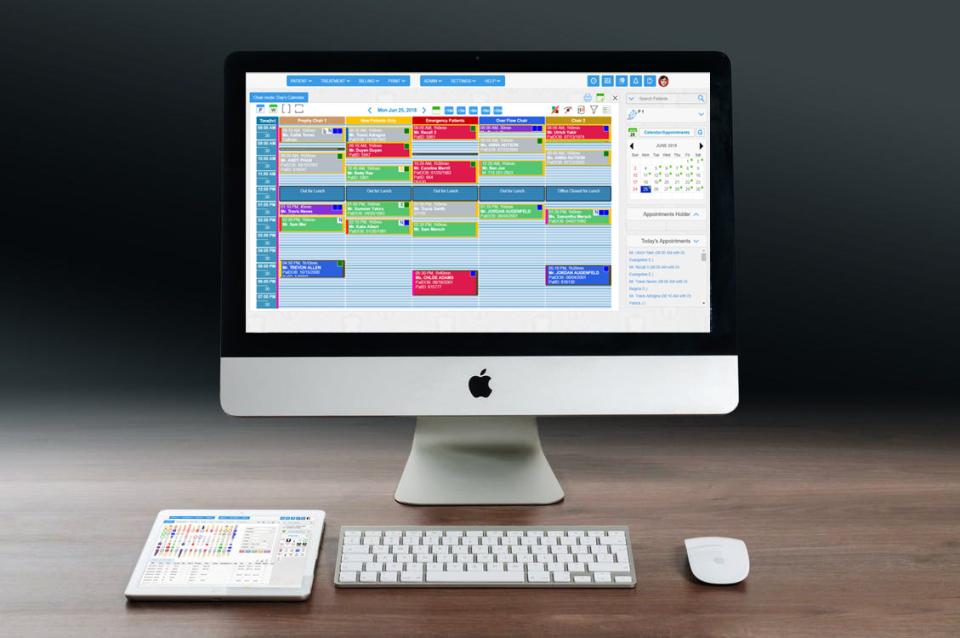 iDentalSoft Software - 5