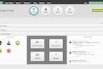 Yodiz screenshot: Organization level Reporting Dashboard