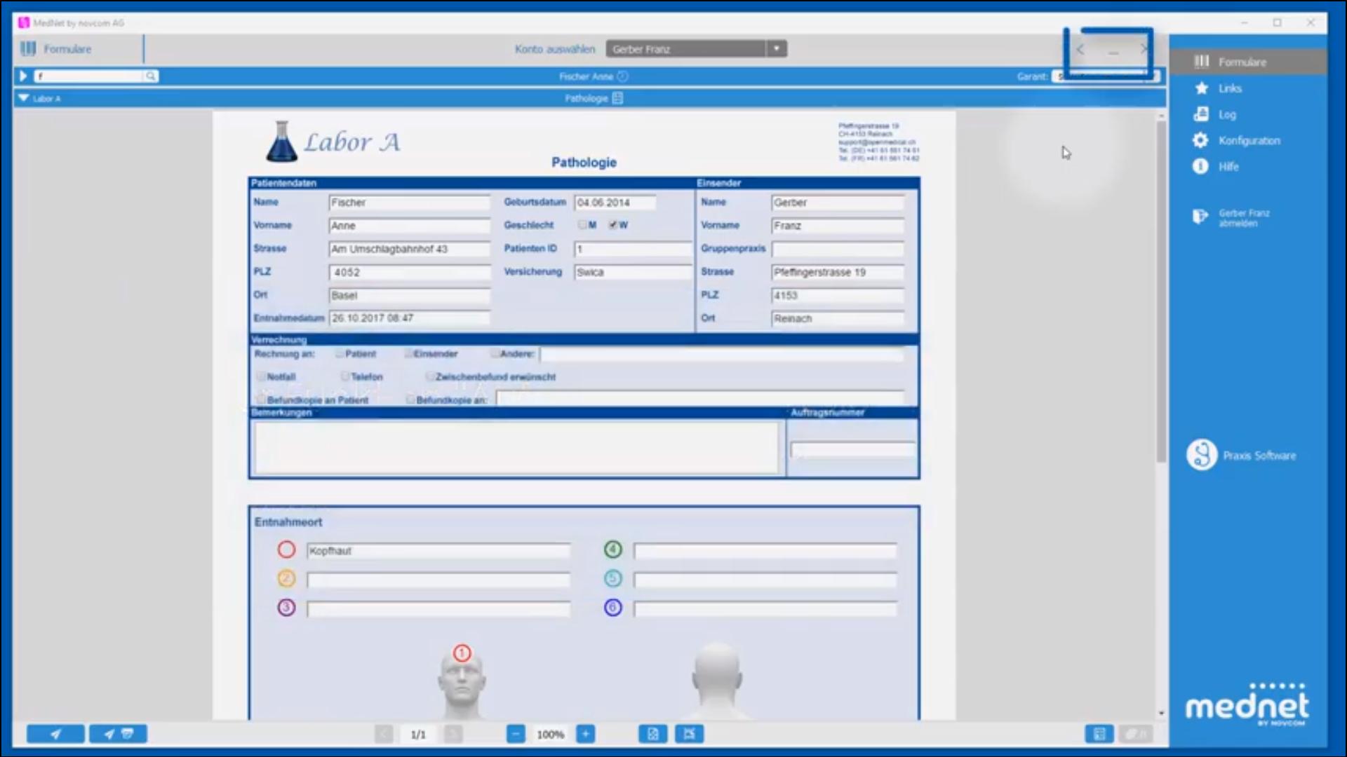 iMednet creating new tasks