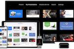 Capture d'écran pour Zoho Show : Zoho Show running on Apple devices