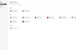 inMotion ignite screenshot: Admins can manage active team members, user roles, and stakeholders from the People page. Easily add new users, deactivate old ones, and update user access in one place.