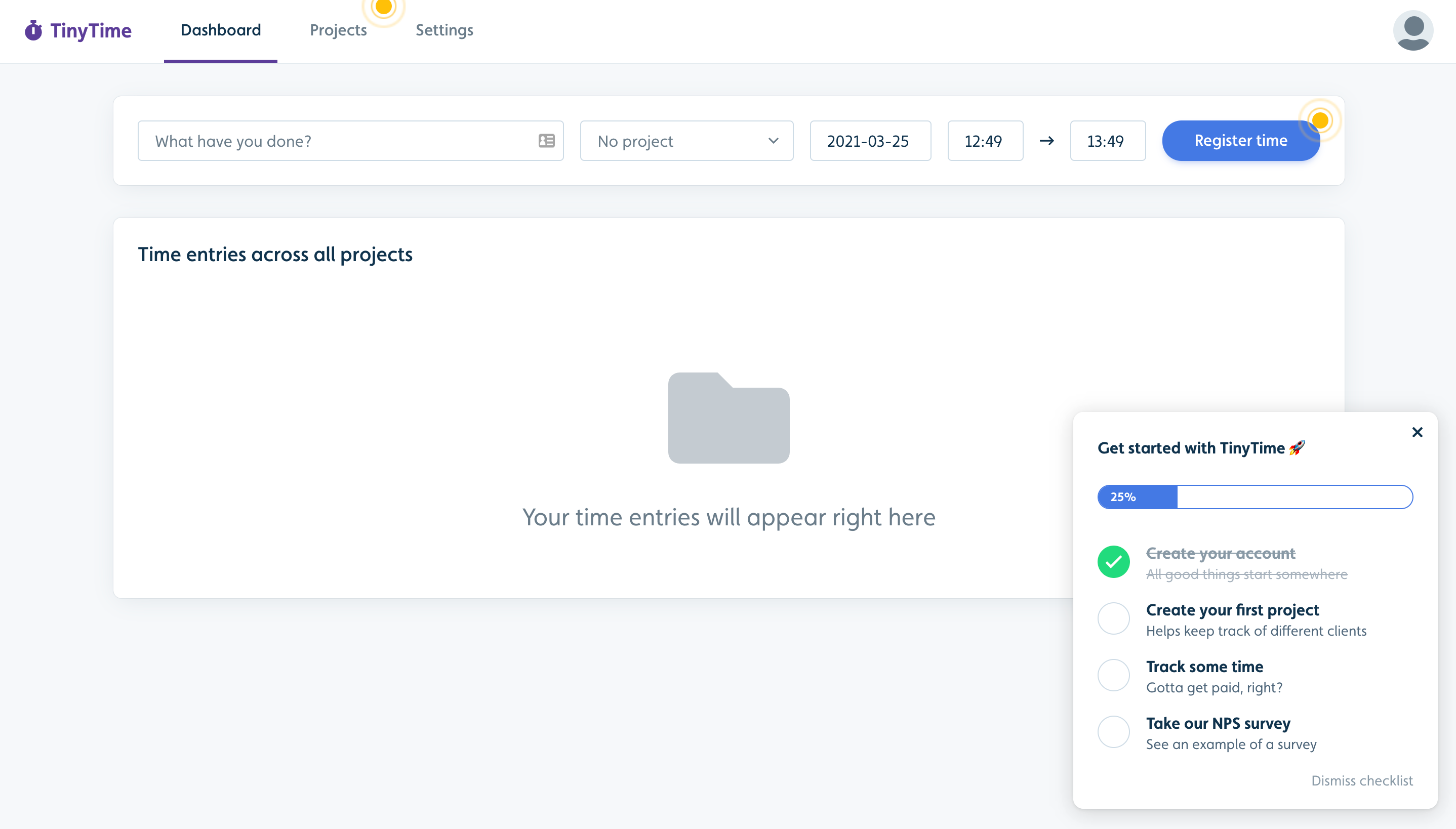 Userflow Software - Onboarding checklist