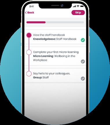 Engage4 Software - Improve employee engagement