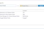 Email Manager for Microsoft 365 Screenshot: Colligo Email Manager for Microsoft 365 search functionality
