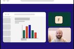 appear.in screenshot: Seamless screen sharing