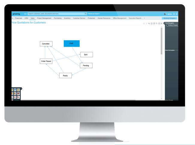 Priority Software - BPM Module