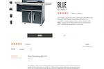 Annex Cloud screenshot: Annex Cloud displays customer reviews alongside products